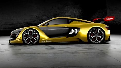 O Renault Sport R.S. 01 vai ser a futura estrela das World Series by Renault