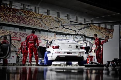 A Citroën já é campeã de Marcas no WTCC