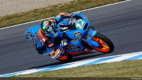 Alex Márquez venceu nas Moto3 e ficou mais perto do título