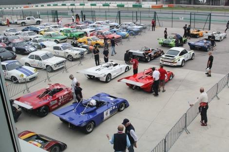 Quase 300 carros encheram o AIA durante o Algarve Classic Festival