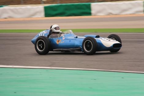 O Scarab GP/Offenhauser vencedor