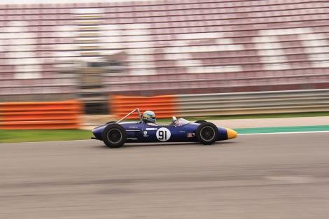 Brabham BT6 de Jonathon Hughes