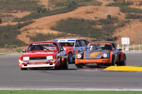 Ford Capri RS 3.4, Porsche 911 RSR e Rover 3800