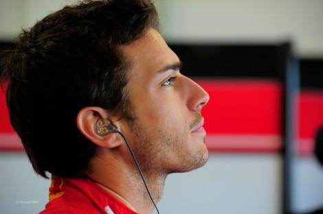 As hipóteses de Bianchi recuperar são cada vez menores