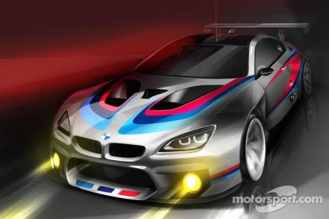 Este poderá ser o possível aspeto do futuro BMW M6 GT3