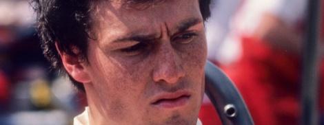 Andrea de Cesaris (31/05/1959 - 05/10/2014)