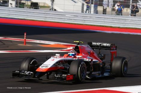 Sem a Marussia o GP dos Estados Unidos poderá vir a ter só 18 carros