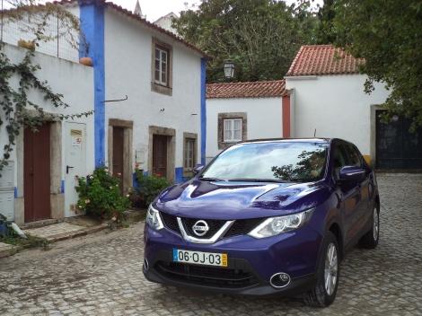 Nissan Qashqai 1.6 dCi 130 4x2 N-TEC (Fotos: Óbidos)