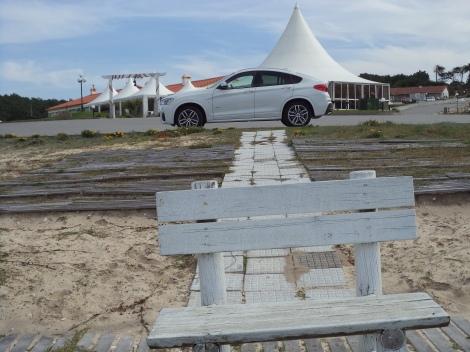 BMW X4 XDRIVE 35i (Fotos: Quinta da Falca, Nazaré e Pinhal da Praia d'El Rey)