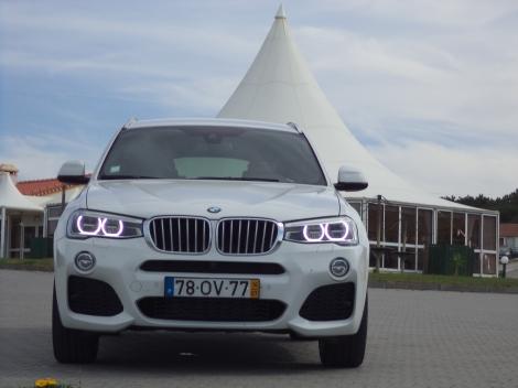 O BMW X4 é o segundo SUC da marca bávara