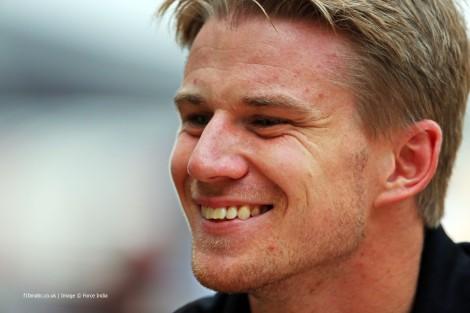 A Force India confirmou Nico Hulkenberg para 2015