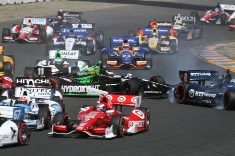 A temporada de IndyCar de 2015 vai ter 17 corridas em cinco meses