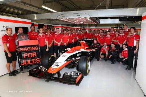"A última corrida da Marussia na F1 poderá ter sido no ""seu"" GP da Rússia"