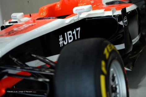 A família de Jules Bianchi está comovida com a apoio que tem recebido