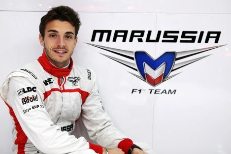 """Jules Bianchi sofreu uma """"lesão cerebral axonal difusa"""""""