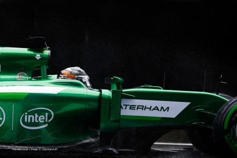 A Caterham vai faltar aos dois próximos GP de F1