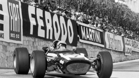 Lucien Bianchi chegou a correr na F1 e morreu em Le Mans em 1969