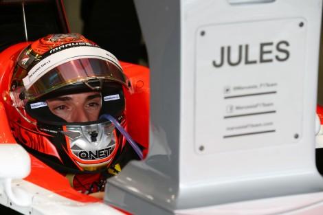 O estado de saúde de Jules Bianchi continua a ser muito preocupante