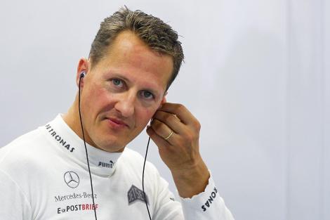 Michael Schumacher pode demorar três anos para recuperar das lesões sofridas no acidente de esqui