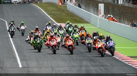 A lista provisória do MotoGP para 2015 foi divulgada