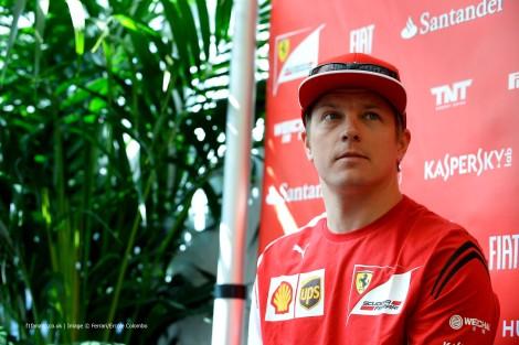 Raikkonen não descarta correr na Nascar Sprint Cup depois de deixar a F1