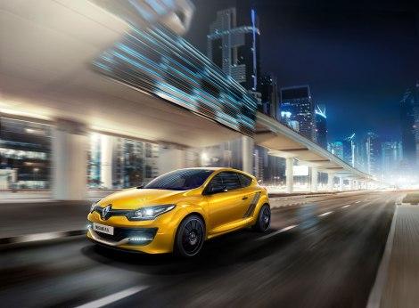 O exclusivo Renault Mégane R.S. Trophy 275 custa 44.500 euros