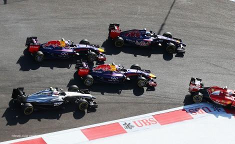 Até ao final do ano as equipas não vão poder correr com três carros