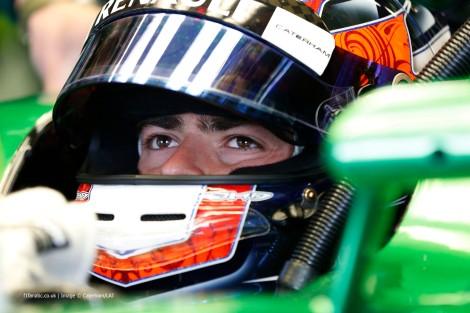Will Stevens foi anunciado como piloto de reserva na Marussia