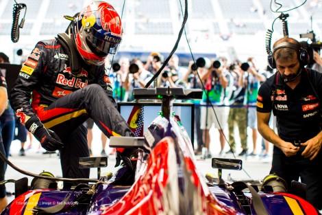 Max Verstappen tornou-se o mais jovem piloto de sempre na F1