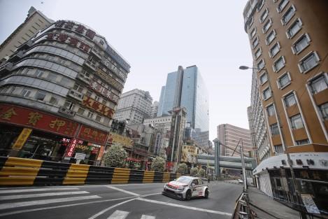 Afinal o WTCC poderá continuar em Macau pelo menos em 2015
