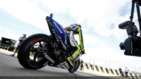 Valentino Rossi sagrou-se vice-Campeão de MotoGP