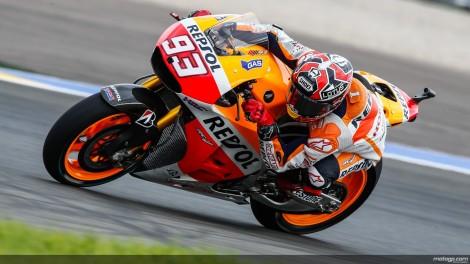 Marc Márquez carimbou em Valéncia a 13ª vitória do ano no MotoGP