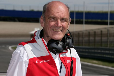 Wolfgang Ullrich negou que a Audi queira vir para a F1