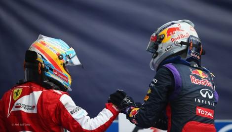 Vettel vai ser piloto da Ferrari a partir de 2015 e Alonso deverá ir para a McLaren