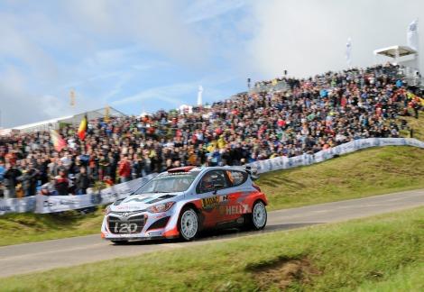 Dani Sordo vai ficar com a Hyundai até 2016