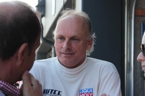 Franz Engstler vai trocar o WTCC pelo TC3 em 2015