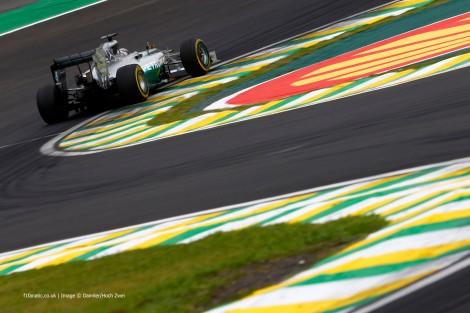 Hamilton vai ter que ser de novo 2º se Rosberg ganhar para ser campeão