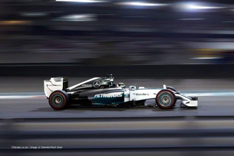 Lewis Hamilton é o novo Campeão do Mundo de F1