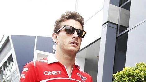 Jules Bianchi respira sozinho e isso são boas notícias