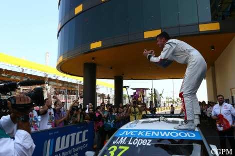 José Maria López venceu a primeira corrida