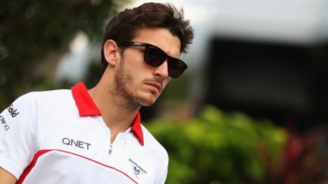 Jules Bianchi já foi transportado para um hospital francês