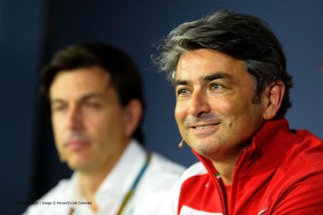 Marco Mattiaci foi despedido da Ferrari
