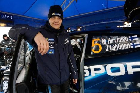 Mikko Hirvonen vai abandonar o WRC no final deste ano