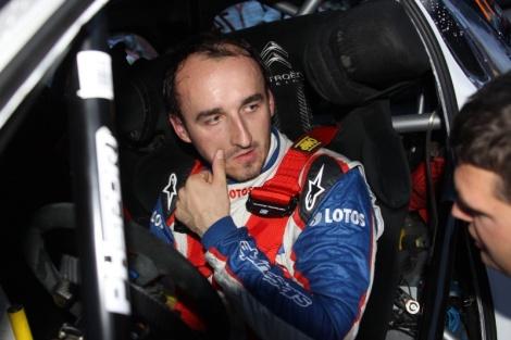 Robert Kubica ainda não sabe se vai continuar no WRC em 2015