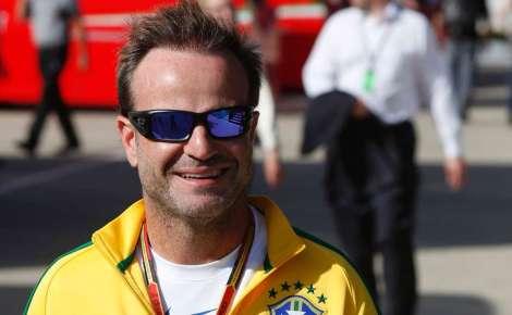 Rubens Barrichello esteve quase a regressar à F1 com a Caterham