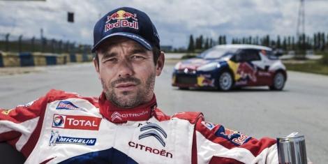Sébastien Loeb vai regressar em 2015 ao Monte Carlo