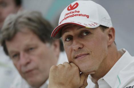 Família de Schumacher acredita na sua total recuperação