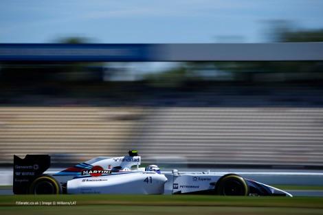Susie Wolff vai ser terceiro piloto da Williams em 2015