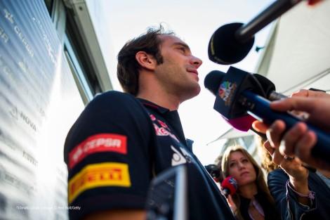 Vergne anunciou que não irá ser piloto da Toro Rosso em 2015