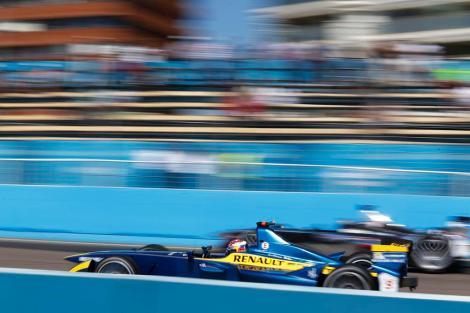 Sébastien Buemi venceu a corrida de Punta del Este